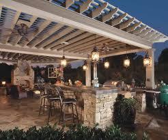 Pergola Outdoor Kitchen Best Outdoor Kitchen Design Ideas Fence Trends Also Pergola Images