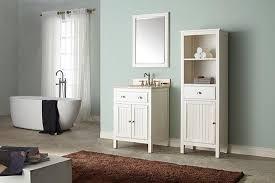avanity hamilton single 25 inch transitional bathroom vanity
