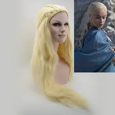 amazon com iltoy daenerys targaryen khaleesi cosplay wig