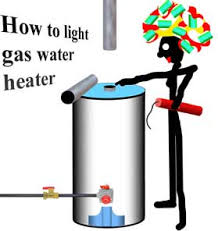 lighting a gas water heater how to light gas water heater