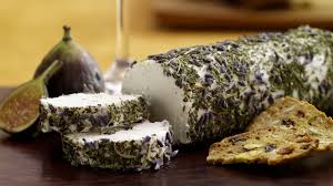 herbes cuisine goat cheese with herbes de provence