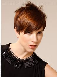 pixie hair for strong faces 26 short haircuts for thick hair that people are obsessing over in