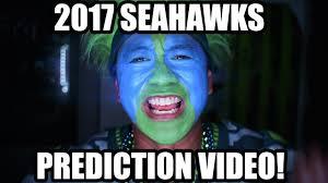 Seahawks Fan Meme - 2017 seahawks game prediction music video parody ed sheeran justin