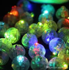color mini led rgb flash l put in paper lantern