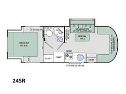 Type B Motorhome Floor Plans Class B Motorhomes For Sale Rv General Store Newcastle Ok