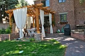 outdoor gazebos sheers interesting diy pergola plans best ideas on