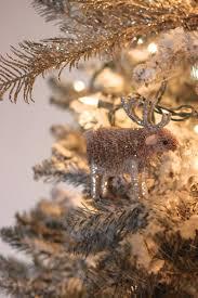 flocked christmas tree archives the holzmanns