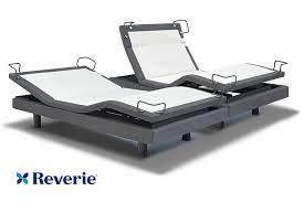 Adjustable Bed Frame King Dynastymattress Reverie 8 Series Adjustable Bed Base
