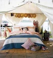 Outdoor Themed Bedding 26 Dreamy Outdoor Bedroom Oasis Designs Digsdigs