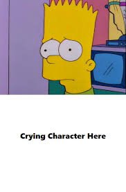 Blank Meme - bart feels bad for a blank meme by cjrules10576 on deviantart