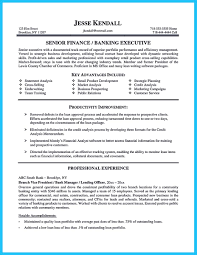 Sample Bank Resume by Sample Resume Bank Credit Manager