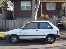 subaru justy subaru justy 1 2 1990 auto images and specification