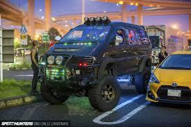 mitsubishi delica 2015 the rotary legend continues speedhunters