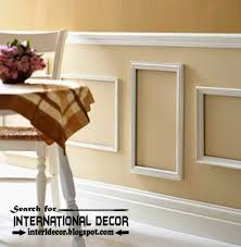 Decorative Wall Molding Or Wall Moulding Designs Ideas Coisas - Decorative wall molding designs