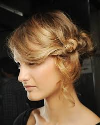 photo wedding hairstyles for shoulder length thin hair updo