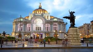 historical pictures view images of palacio de bellas artes