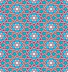 vector background modern pattern tangled modern pattern based on traditional oriental arabic