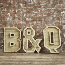 Barn Wood Letters The Salvage Sister On Channel 4 U2013 Handmade Wooden Alphabet Letters