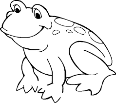 Holiday Colouring Pages Frog Color Pages New At Creative Online Frog Colouring Page