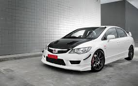 modified car honda civic type r torque