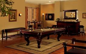 Billiard Room Decor Accessories Delightful Loving Pool Table Room Ideas Small Home