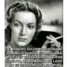 Maria Felix Memes - femen tumblr maria felix money only impresses lazy women when a