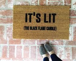 Fun Doormat Where To Find The Cutest Doormats Ever Glitter Inc Glitter Inc