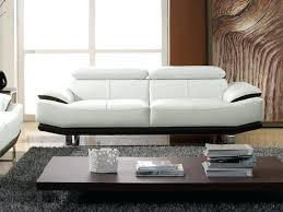 canapé blanc cuir canape canape blanc cuir canape convertible cuir blanc fly canape
