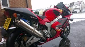 for sale honda vtr 1000 sp1 12 5k miles excellent condition