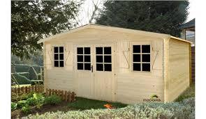 abris de jardin madeira abri de jardin bois 17 61 m 28 mm d épaisseur louvie madeira