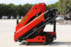 new 2015 palfinger pk 18500 performance knuckle boom unmounted