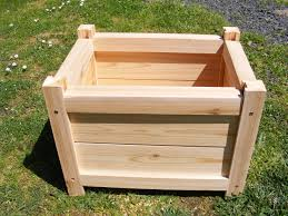Long Planter Box by Raised Garden Planters