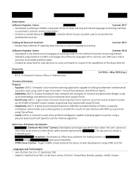 best resume template reddit 50 50 computer science undergraduate preparing resume for summer 2018