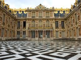 Palace Of Versailles Floor Plan