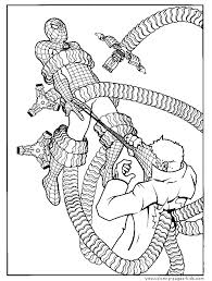 dr octopus coloring pages free coloring pages ideas
