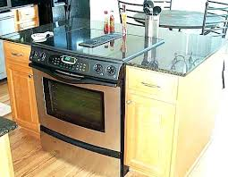 kitchen island stove stove island kitchen island with range top island with stove