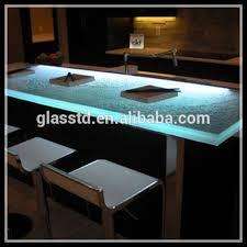 Counter Bar Top Luxury Led Lit Glass Countertops Laminate Countertop Bar Top Buy