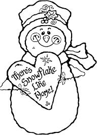 17 images snowmen coloring pages