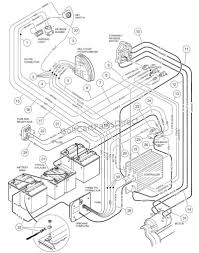 1989 ezgo golf cart wiring diagram electrical ezgo differential