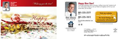 real estate new years cards ez real estate prospecting helpful tips and tricks for real