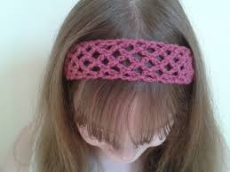 crocheted headbands with coming up here in the uk being no different to