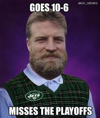 New York Meme - 20 best memes of the new york jets losing a playoff spot to the