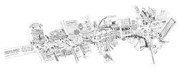 oxford street map by publica at publica we conduct detaile u2026 flickr