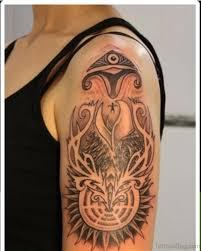 78 best aztec tattoos design on shoulder