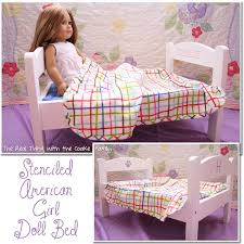 american doll craft make a personalized bed for your doll
