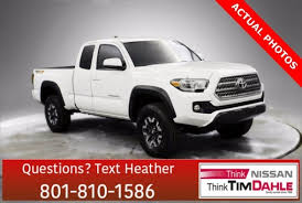 toyota tacoma utah toyota tacoma 4wd in utah for sale used cars on buysellsearch