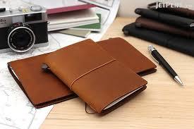 travelers notebook images Traveler 39 s company traveler 39 s notebook starter kit regular size jpg