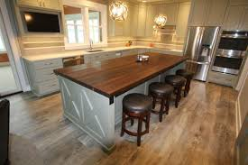 kitchen cool wood block countertop butcher block table with