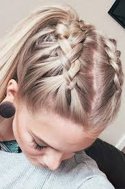 easy hairstyles not braids 134 best cowgirl hairstyle ideas images on pinterest hair dos