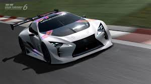 lexus lf lc black lexus lf lc gt vision gt revealed coming spring 2015